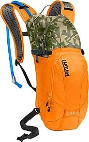CamelBak Lobo Bike Hydration Pack - Helmet Carry - Magnetic Tube Trap - 100 oz