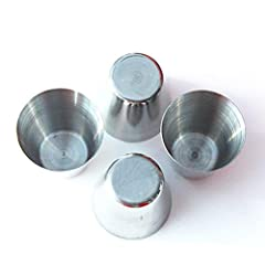 【 Professional for Other Bar Accessories - Pop 30ml Polished Stainless Steel Wine Drinking Shot Glasses Barware Cup Silver - Shot Other Tape 26 Rim Wheelset Accessories Cup Tape Rim Flask Mug Glass Shot Bike Wine R - Best Pric...