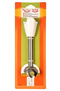 Moulinex XJ900601- Brazo batidor para Click & Mix (acero inoxidable)