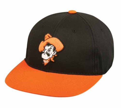 Oklahoma State Cowboys YOUTH Cap Officially Licensed NCAA Authentic Replica Baseball/Football Hat