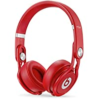 Beats Mixr On-Ear Headphone (Red) [Electronics]