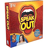 Family and Party Game that's a Mouthful of Fun with Game Cards - Speak Out Game cocom-uae