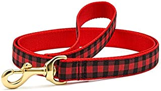 product image for Up Country BUF-L-W Buffalo Check Lead Wide (1 Inch) 400 g