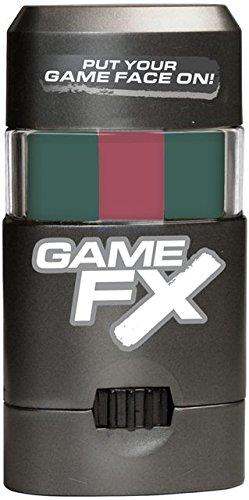 NBA Milwaukee Bucks GameFX Sports Face Paint, Dispenser, Green/Red/Green