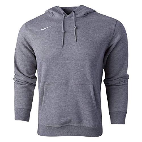 Nike Mens Training Hoodie Gray Large