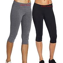 iLoveSIA Women's Yoga Ankle Leggings
