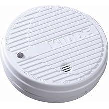 Kidde i9050 Battery-Operated Basic Smoke Alarm with Low Battery Indicator, 1-Pack