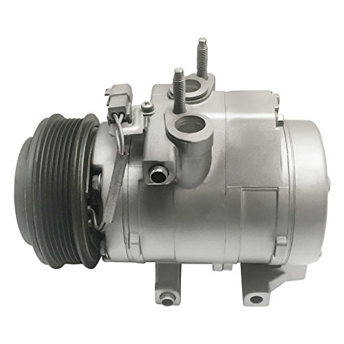 RYC Remanufactured AC Compressor and A/C Clutch FG192 (F53 Chassis)