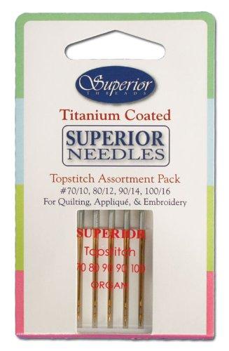 Floss Assortment - Superior Threads Assortment Superior Topstitch Needles