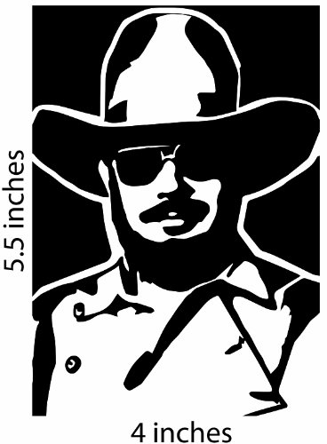 Amazon Hank Williams Jr Stickers Cut Vinyl Decal Automotive