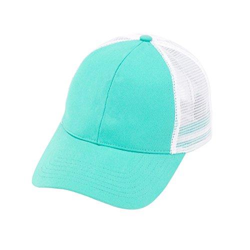 Wholesale Trucker Caps (Wholesale Boutique Mint Trucker Baseball Hats)
