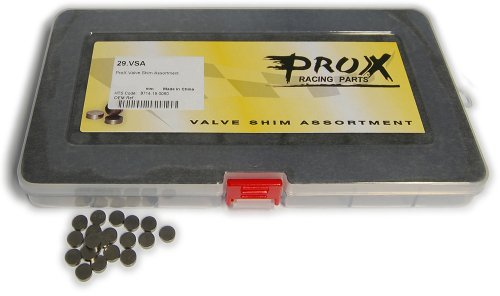 Prox Racing Parts 29.VSA748 7.48mm Size 1.20mm-3.50mm Thick Valve Shim Kit
