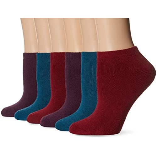 Nice Fruit of the Loom Women's 6-Pack Lowcut Sock for cheap