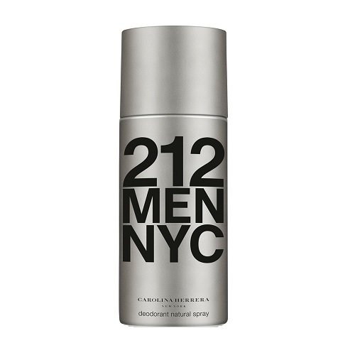 (212 By Carolina Herrera, Deodorant Spray For Men, 5 Fl. Oz)