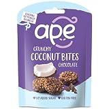 Ape Snacks Crunchy Chocolate Coconut Bites, 26 g, Pack of 10
