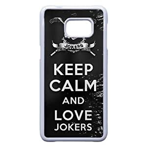 Personalized Durable Cases Samsung Galaxy Note 5 Edge Cell Phone Case White Jbhvw Keep Calm And Love Protection Cover