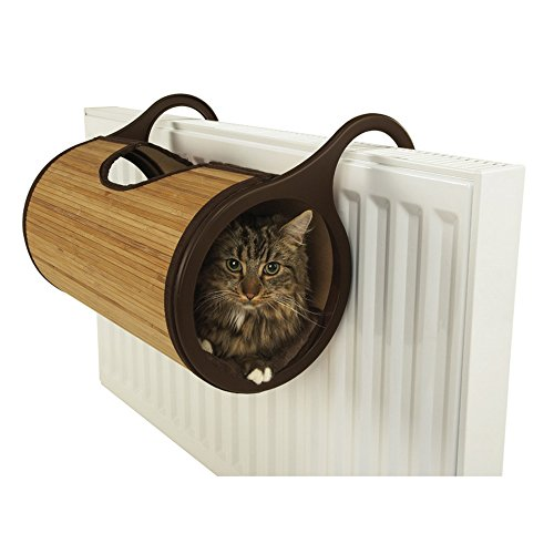 Bamboo Cat Bed - 2