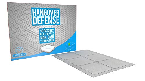 Hangover Defense Patch by Dr. Patchwells (30 Count)