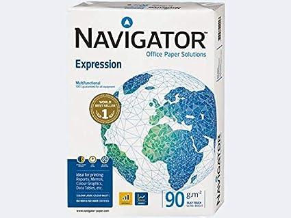 Inkjet Papel de Navigator Expression, A4, 90 g/m², Grados 169 CIE ...