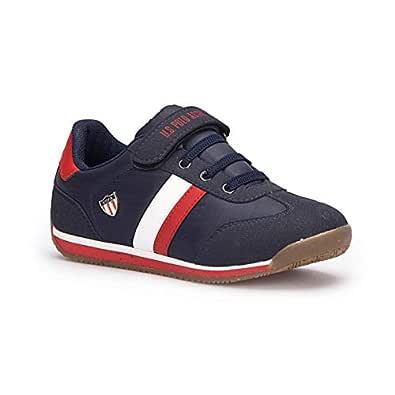 U.S. POLO ASSN. Unisex Çocuk Boni Sneaker 100241444,Lacivert,31