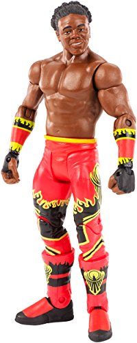 WWE Basic Xavier Woods Figure