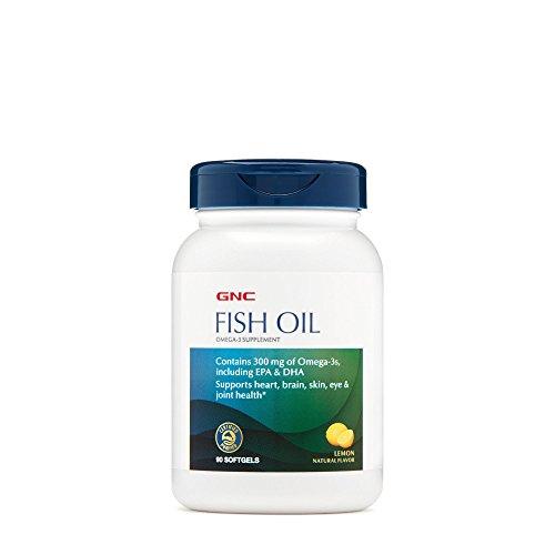 GNC Fish Oil 90 softgels