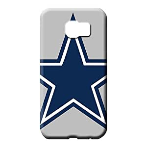 samsung galaxy s6 baseball case Special Shock-dirt Scratch-proof Protection Cases Covers dallas cowboys