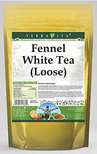 Fennel White Tea (Loose) (4 oz, ZIN: 542635)