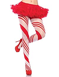 Women's Christmas Holiday Spandex Tights