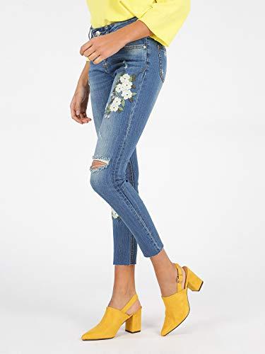 Femme Jeans Denim SOLADA SOLADA Denim Jeans Femme SOLADA Jeans Femme qgw6FUwt