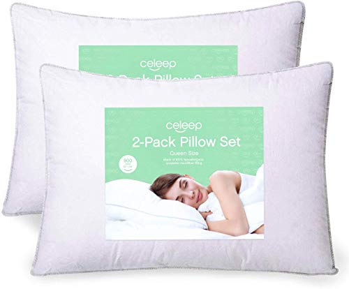 Celeep 2 Pack Bed Pillows Microfiber product image