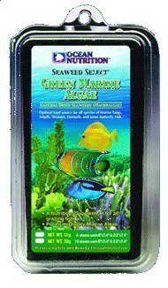 Ocean Nutrition Bulk Seaweeds Green Marine (50 Sheets) ()