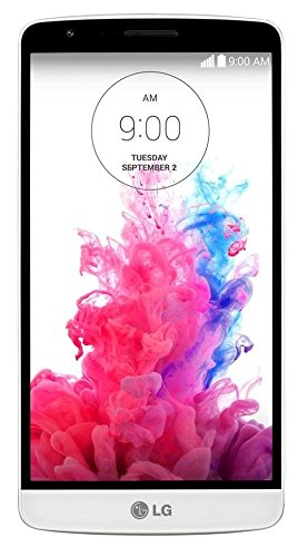 LG G3 Beat D724 8GB Factory Unlocked GSM Quad-Core Android Smartphone - White (Lg G3 Smartphones)