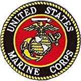 Amazon com: United States US Marine Corps Semper Fi Iron or