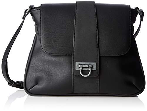 S.oliver (sacs)) - 39.810.94.3954, Sacs à bandoulière pour femme Noir (noir)
