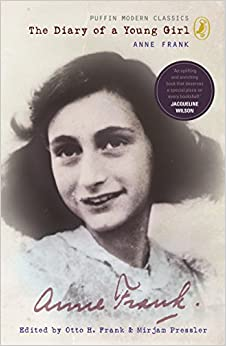 Book's Cover of The Diary of a Young Girl: The Definitive Edition (Puffin Modern Classics) (Inglés) Tapa blanda – 26 marzo 2009