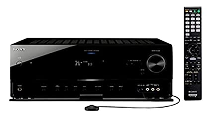 amazon com sony str dn1000 7 1 channel audio video receiver black rh amazon com str-dn1000 specs str-dn1000 remote