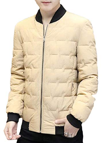 security Thick Winter Down Jacket Warm Casual 1 Padded Men Outwear PgrqWP7wxR