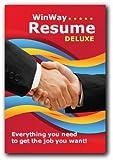 WinWay Resume Deluxe 14