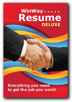 Amazon Com Winway Resume Deluxe 14