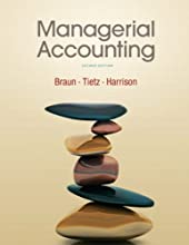 Managerial Accounting (2nd Edition) (Hardcover)