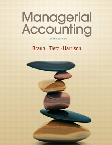 Managerial Accounting (2nd Edition)
