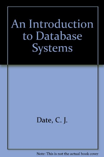 Introduction to Database Systems, An: Relational Model Value Package (C J Date Database)