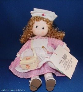 Green Tree Musical Doll - green tree musical doll Nurse Doll Pink
