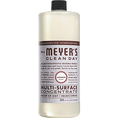 Mrs. Meyer's Clean Day Multi-Surface Concentrate - 32 oz - Lavender - Mrs Meyers Cleaner Lavender