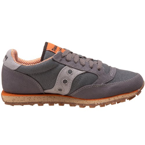 ... Saucony Originaler Kvinners Jazz Lav Pro Vegan Retro Sneaker Kull /  Orange