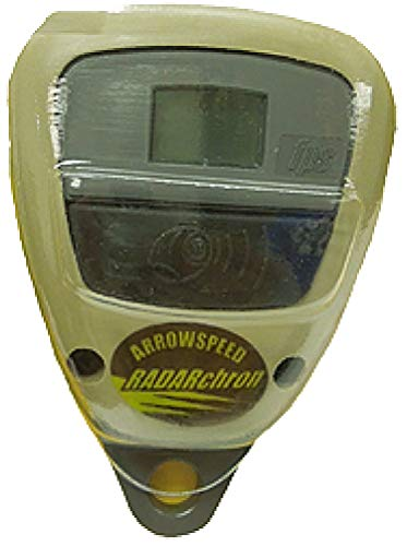 (Sport Sensors ArrowSpeed Radarchron Arrow Archery Radar/Velocity Sensor)