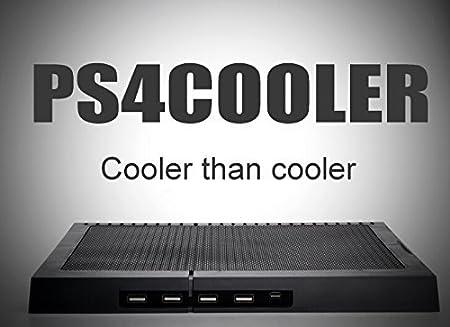 Interlinklondon Schutzfolie für Sony Playstation 4 Konsole und Controller Z PS4 Cooler