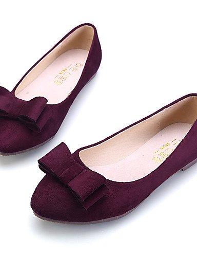 tal mujer PDX zapatos de ante de qBXT64