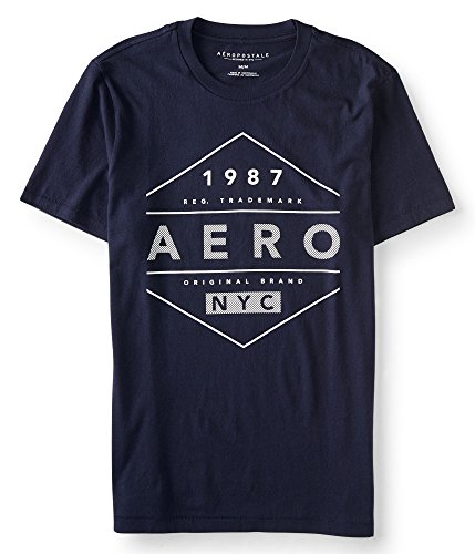 Aeropostale 25505015 aeropostale men 39 s aero diamond logo for T shirt graphics for sale